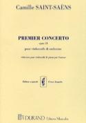 Concerto Violoncelle N° 1 opus 33 laflutedepan.com