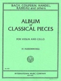 Album of classical pieces - Violin cello laflutedepan.com