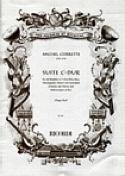 Suite C-Dur - Altblockflöte und Bc Michel Corrette laflutedepan.com