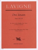 3 Sonaten op. 2 - Nr. 1-3 – Altblockflöte u. Bc laflutedepan.com