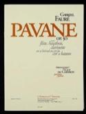 Pavane Opus 50 Gabriel Fauré Partition Quintettes - laflutedepan.com