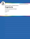 Sextuor Extr. de Capriccio Op. 85 - Richard Strauss - laflutedepan.com