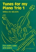 Tunes for my Piano Trio, Volume 1 - laflutedepan.com
