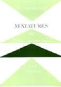 Miniatures - Set 2 (n° 4-6) –Parts - Frank Bridge - laflutedepan.com