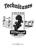 Technitunes - 2 String basses Sheila M. Nelson laflutedepan.com