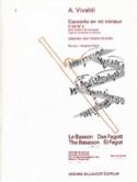 Concerto F. 8 n° 6 en mi mineur VIVALDI Partition laflutedepan.com