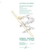 Concerto en Fa Majeur Op. 75 - Carl Maria von Weber - laflutedepan.com