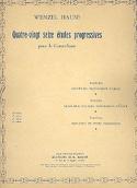 96 Etudes progressives, Volume 3 - Contrebasse laflutedepan.com