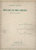 96 Etudes Progressives, Volume 4 - Contrebasse laflutedepan.com