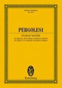 Stabat Mater - Partitur Giovanni Battista Pergolesi laflutedepan.com