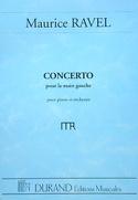 Concerto pour la main gauche – Conducteur - laflutedepan.com