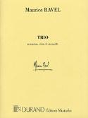 Trio – Parties - Maurice Ravel - Partition - Trios - laflutedepan.com
