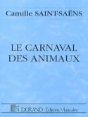 Le carnaval des animaux – Conducteur - laflutedepan.com