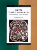 Concerto pour orchestre – Score - Béla Bartok - laflutedepan.com