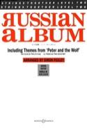 Russian Album - Musique De Chambre Partition laflutedepan.com