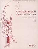 Klavierquartett Es-Dur op. 87 - Partitur + Stimmen laflutedepan.com
