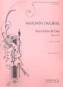Miniatures Streichtrio B-Dur Op. 75a -partitur + Stimmen laflutedepan.com