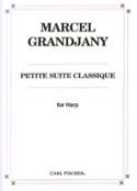 Petite suite classique Marcel Grandjany Partition laflutedepan.com