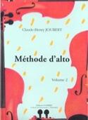 Méthode d'alto Volume 2 Claude-Henry Joubert laflutedepan.com