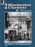 Die Dreigoschenoper -2 Klarinetten Klavier laflutedepan.com