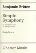 Simple Symphony - Conducteur Benjamin Britten laflutedepan.com