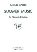 Summer Music op. 31 - Woodwind quintet - Score + Parts laflutedepan.com