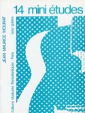 14 Mini Etudes - Jean-Maurice Mourat - Partition - laflutedepan.com