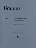 Quintette avec clarinette en si mineur op. 115 BRAHMS laflutedepan.com