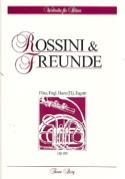 Rossini und Freude -Partitur + Stimmen Partition laflutedepan.com