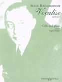 Vocalise op. 34 n° 14 RACHMANINOV Partition laflutedepan.com