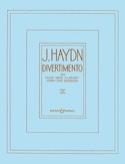 Divertimento -Wind quintet - Score + parts HAYDN laflutedepan.com