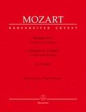 Concerto pour flûte en Sol Majeur KV 313 - Flute Piano laflutedepan.com