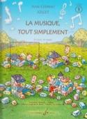 La Musique Tout Simplement - Volume 1 laflutedepan.com