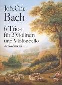 6 Trios für 2 Violinen u. Violoncello -Stimmen laflutedepan.com