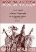 Moses-Phantasie - 4 Kontrabässe Niccolò Paganini laflutedepan.com