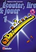Ecouter Lire et Jouer - Méthode Volume 1 - Flûte traversière laflutedepan.com