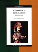 Petrouchka Igor Stravinsky Partition Grand format - laflutedepan.com