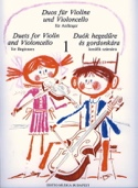 Duets for Violin and Violoncello Volume 1 laflutedepan.com
