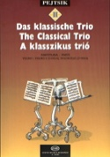 The Classical Trio – String - Arpad Pejtsik - laflutedepan.com