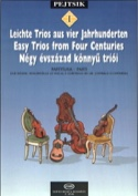 Easy Trios from four Centuries – String Trio - laflutedepan.com