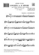 Concerto in si minore op. 3 n° 10 / F. 4 n° 10 - Matériel laflutedepan.com