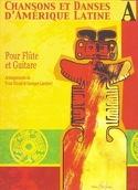Chansons et danses d'Amérique latine - Volume A laflutedepan.com