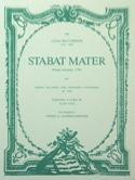 Stabat Mater -Parties cordes BOCCHERINI Partition laflutedepan.com