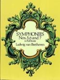 Symphonies N° 5, 6 et 7 - Full Score BEETHOVEN laflutedepan.com