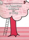 La Formation Musicale en 2ème Cycle - Volume 5 - laflutedepan.com