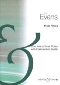 Flute Fiesta - Get It Together Colin Evans Partition laflutedepan.com