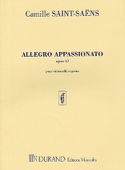 Allegro Appassionato op. 43 - Camille Saint-Saëns - laflutedepan.com