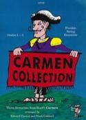 Carmen Collection - String ensemble BIZET Partition laflutedepan.com