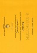 6 Duette Volume 1 - Fl. A Bec Alto TELEMANN laflutedepan.com