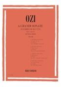 6 Grandi Sonate Etienne Ozi Partition Basson - laflutedepan.com